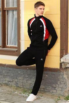 Trendy Outfits, Kids Outfits, Track Suit Men, Mens Joggers, Kurta Designs, Gym Wear, Sport Wear, Men Looks, Mens Suits