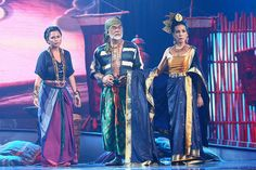 "From left to right: Ancient Filipino woman from the ""Alipin"" or Slave class, A man from the ""Timawa"" or freemen and a woman from the ""Maharlika"" or noble class."