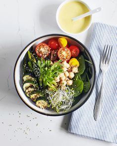 Vegan Buddha Bowl with Spring Vegetables | The Beachbody Blogicon-communityicon-recipeicon-programsicon-nutritionicon-fitnessicon-weightlossicon-wellnesssearchchevron-downfacebookicon-mailpinterestinstagramtwitterarrow-downarrow-upcomment