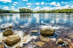 A beautiful day at Lake Ozonia in the Adirondacks, Upstate New York. Spaces, Explore, Mountains, Landscape, Gallery, Nature, Travel, Scenery, Naturaleza