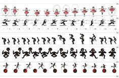 Armando Ando Pro by Chucman: Animaciones clásicas para Zootropo
