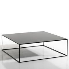 Romy Square Metal Coffee Table AM.PM.