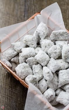 Puppy Chow Chex Mix Recipe Recipes The traditional Puppy Chow recipe . - Puppy Chow Chex Mix Recipe Recipes The traditional Puppy Chow recipe gets a few upgrades - Puppy Chow Recipes, Chex Mix Recipes, Dog Treat Recipes, Candy Recipes, Dog Food Recipes, Snack Recipes, Recipe Puppy, Cookie Recipes, Yummy Snacks
