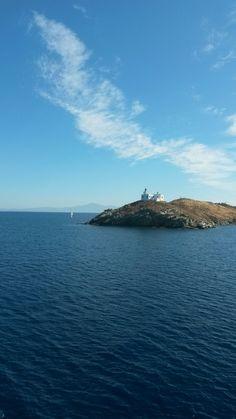 Lighthouse St. Nicholas, Korissia, Kea/Tzia