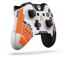 ¡Ya llegó! Sé de los primeros en obtener el control Xbox One edición limitada Titanfall. Haz click en la imagen para más información.