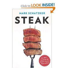 Interesting book for steak lovers...
