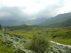Breathtaking Scottish countryside!