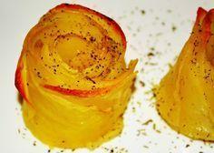 Rosas de patata | Cocina