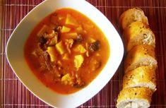 polévky | Vegmania.cz Vegan V, Thai Red Curry, Mashed Potatoes, Ethnic Recipes, Food, Whipped Potatoes, Smash Potatoes, Essen, Meals