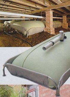 Water Storage made simple... Collapsible Bladder Tanks