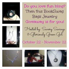 Enter To Win The BookSwag Bags Giveaway! FANTASTIC GIVEAWAY! Enter here  http://queenofsavings.com/bookswag-bags-giveaway.html/ For Your Chance To Win! YOU KNOW THAT  I DEFINITELY ENTERED!!!!! Thanks, Michele :)