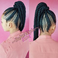 43 Cool Blonde Box Braids Hairstyles to Try - Hairstyles Trends Braided Ponytail Hairstyles, Medium Bob Hairstyles, My Hairstyle, Box Braids Hairstyles, African Hairstyles, Girl Hairstyles, Braid Hair, Goddess Braid Ponytail, Ponytail Easy