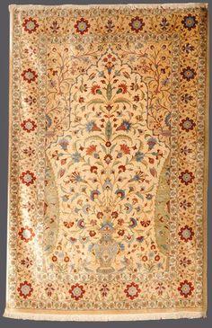 GHOUM-SOIE (Iran) <br /> 192X132cm
