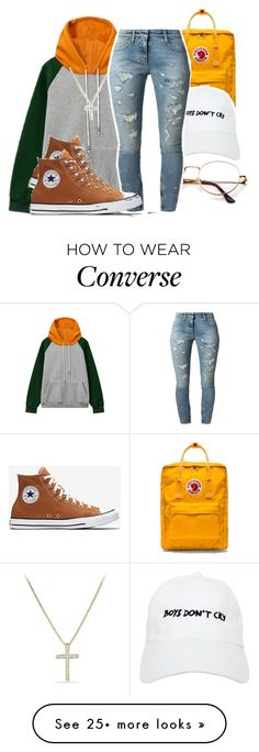 """Sledgehammer~  Rihanna"" by retrovintagepizza on Polyvore featuring Fjällräven, Nasaseasons, David Yurman and Faith Connexion"