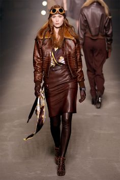 Hermès - Fall Winter 2009/2010 Ready-To-Wear - Shows - Vogue.it