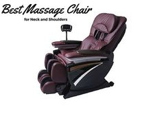 These reviews show you the best massage chair for neck and shoulders. helping you relieve tension and stress, improve circulation and improve your health.