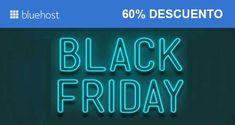 Black Friday en Bluehost