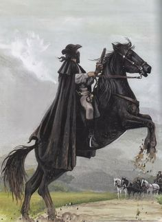 The Highwayman (Alfred Noyes) 1906   Anne of green gables, Loreena ...