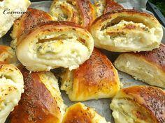 Chute mojej kuchyne: Pečivo s plesňovým syrom a tvarohom