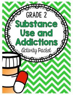 The Substance Use and Addictions, and Related Behaviours activity packet is designed to meet the curriculum expectations for the 2015 Ontario Grade 4 Health curriculum. Physical Education Curriculum, Health And Physical Education, Homeschool Curriculum, Homeschooling, Effects Of Alcohol, Health Unit, Health Lessons, Health Tips, Health Class