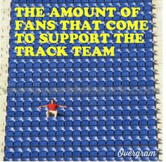 Basically our school. All parents. No other kids. But it is another matter when there is a soccer game for the school Running Track, Running Tips, Kids Running, Track Quotes, Running Quotes, Track Distance, Indoor Track, Track Team, Shot Put