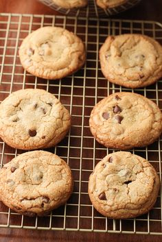 Ultimate Chocolate Chip Cookies by niftyfoodie, via Flickr