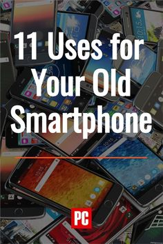 Instead of letting that old phone collect dust, reuse it! If it connects to Wi-Fi, it can still be a handy addition to the household. Here are a few cool things you can do with your old smartphone. Old Cell Phones, Old Phone, Desktop Computers, Laptop Computers, Smartphone Hacks, Data Plan, Security Cameras For Home, Wireless Earbuds, Live Tv