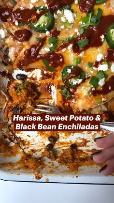 Mexican Food Recipes, Whole Food Recipes, Vegetarian Recipes, Dinner Recipes, Cooking Recipes, Healthy Recipes, Crockpot Recipes, Casserole Recipes, Food For Thought