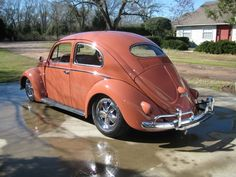 1956 VW Beetle Oval Window Sedan For Sale @ Oldbug.com