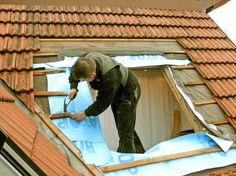 Dachfenster einbauen vorteile ideen  Dachausbau: Dachflächen-Fenster einbauen lassen   SELBER MACHEN ...