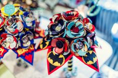 DC Comic Batgirl Bouquet