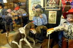 7. A lot of features at Wall Drug are unusual, sometimes borderline nightmare…