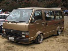 Toyota low Hiace