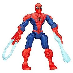 Hasbro marvel's spider man avengers super hero #mashers 6-inch #action #figure,  View more on the LINK: http://www.zeppy.io/product/gb/2/282206523730/