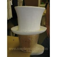 Fosshape material for making hat bases at CosplaySupplies.com #millinery #judithm #hats #hatblocks