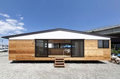 Mobile house / Tekuto