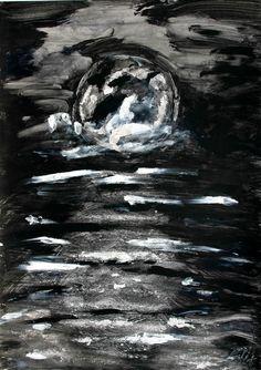 EL.F ŞİMŞEK acrylic 2005