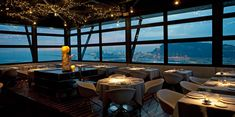 Torre d alta mar Barcelona World Travel Guide, European Cuisine, Luxury Restaurant, Top Restaurants, Glass Roof, Colorful Garden, Barcelona Spain, Home Collections, Luxury Lifestyle