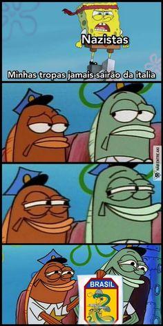 Kkkkk Wtf Funny, Funny Memes, Jokes, I Dont Know Anymore, Spongebob Squarepants, Best Memes, Comedy, My Life, Historia