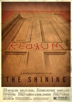 The Shining - A Stanley Kubrick Film: