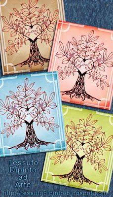 Albero genealogico: 4 colori per matrimonio
