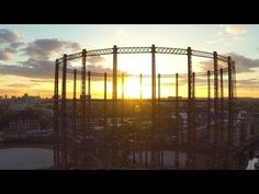 ▶ East London from the air (OFFICIAL VIDEO) - YouTube