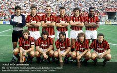 Milan, 1985