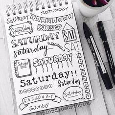 Cheers to the freakin' weekend 🎉 . 🖋 Pen - Sakura graphic 1 pen, Sakura pigma micron pen & from (use the code… Bullet Journal Headers And Banners, Bullet Journal Titles, Bullet Journal Banner, Journal Fonts, Bullet Journal Lettering Ideas, Bullet Journal Notebook, Bullet Journal Aesthetic, Bullet Journal School, Bullet Journal Inspiration
