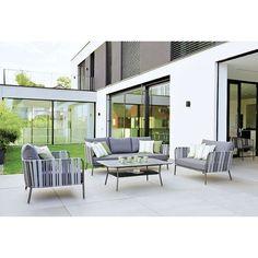 Simple Space sitzer Sofa Loungem bel Stern Gartenm bel
