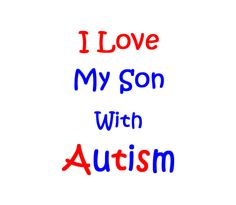 i love kiddos with autisum! they are so smart and funny and smart and if i was to be blessed with an autistic child in the future i would be so happy, though a challege, a blessing!