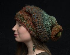 Knitted Hats, Crochet Hats, Freeform Crochet, Different Shapes, New Work, Beanie, Knitting, Check, Flowers