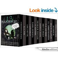 The Paranormal 13 (13 free books featuring witches, vampires, werewolves, mermaids, psychics, Loki, time travel and more!): Boxed Set Including a 14th free novel! - Kindle edition by Christine Pope, K.A. Poe, Cate Dean, Nadia Scrieva, Nicole R Taylor, Stacy Claflin, Kristy Tate, Dima Zales, C.J. Archer, Kyoko M.. Paranormal Romance Kindle eBooks @ Amazon.com.