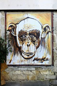 Paris 3 - rue de picardie - street art - kouka