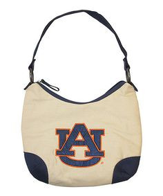 Take a look at this Natural Auburn Game Plan Purse by Concept One on #zulily today!